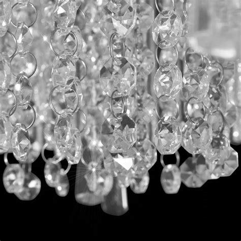 led kristallleuchter der led deckenleuchte kristallleuchter 55 cm durchmesser