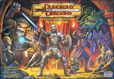 dungeons and dragons gioco da tavolo dungeons dragons the adventure board