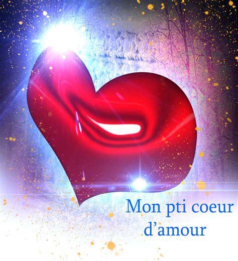 mon petit coeur d amour texto d amour coeur fleur amour