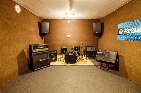 practice room studio rehearsal drum booth in gearslutz pro audio community