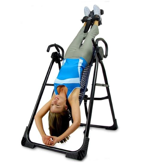 teeter hang ups ep 950 inversion table review