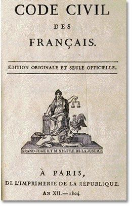 the code napoleon or the civil code literally translated from the original and official edition published at in 1804 classic reprint books napoleon bonaparte the missing character in les