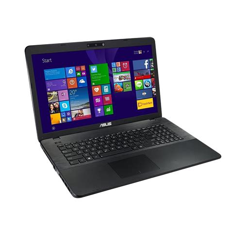 Laptop Asus I3 Ram 6gb asus x751lav ty482t 17 3 quot laptop intel i3 5010u 6gb ram 1tb hdd windows 10