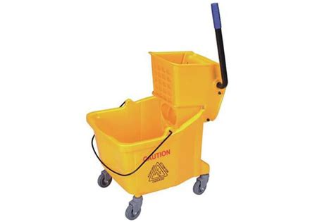 Wringer One Pail Yellow 36l yellow mop 36l mop wringer products buckets and yellow