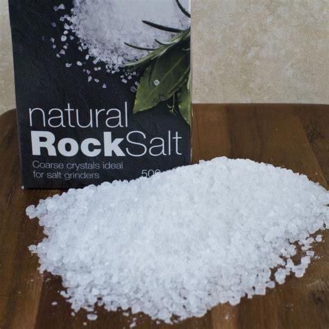 natural salt rock l natural rock salt by tidman s from spain buy condiments