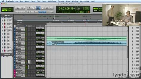 pro tools workflow the pro tools workflow