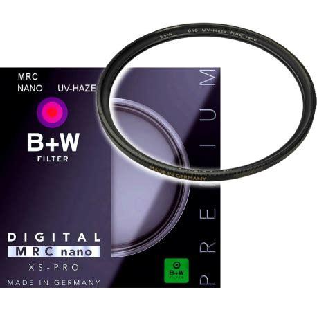 B W Uv Mrc Nano 010m Xsp 52mm 1066117 Bening Filter Lensa b w 39 xsp mrc nano uv meteor