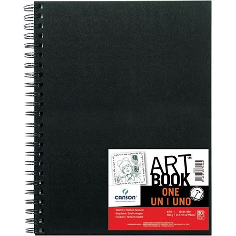canson sketchbook 8 5 x 11 canson 8 5 quot x 11 quot artbook one wirebound sketchbook