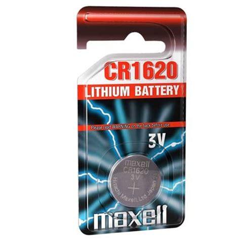 Baterai Maxell Cr1620 Cr 1620 maxell cr1620 coin cell 1 pack