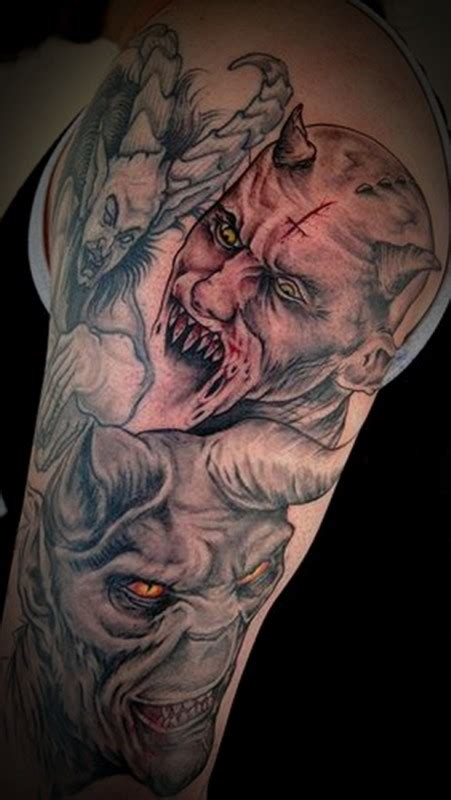 devil tattoos for men tattoos for the devils