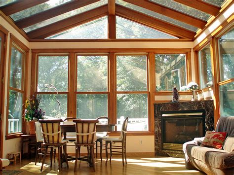 Sunroom addition ideas, four seasons sunroom design
