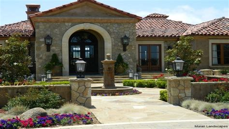 hacienda style house spanish hacienda style homes spanish courtyard designs