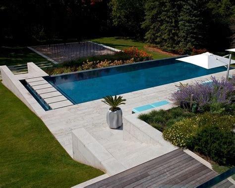 infinity pool designs 21 landscape small backyard infinity pool design ideas
