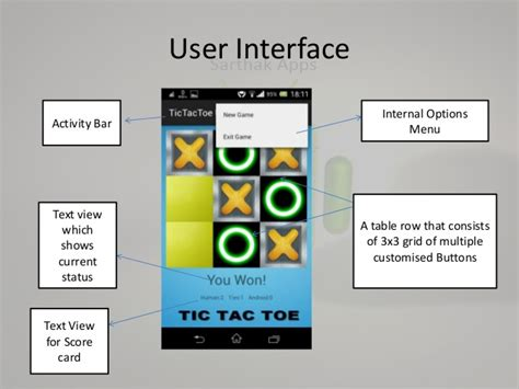 android tutorial tic tac toe android application tic tac toe