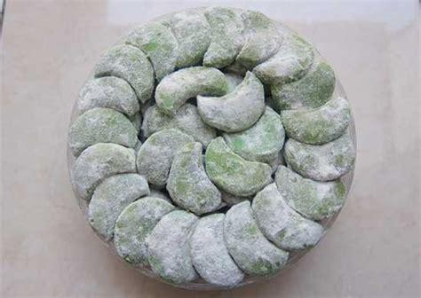 membuat kue harga 1000 resep dan cara membuat kue putri salju pandan super lembut