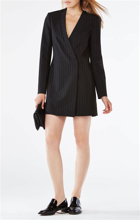 Dress With Jacket waleska pinstriped jacket dress