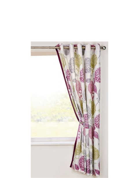 lined cotton curtains avril lined cotton panama curtains eyelet heading chums