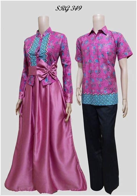 Model Baju Sepasang Terbaru baju gamis pesta sepasang nemo