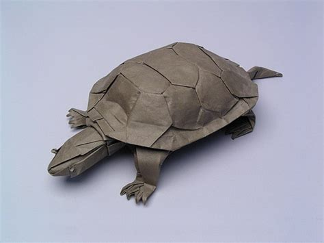 Origami Lang - collection of work from origami artist robert j lang oen