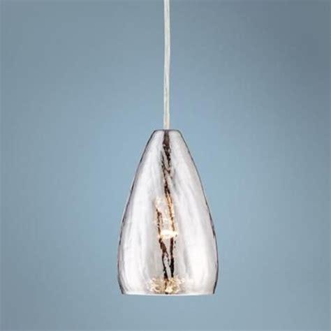 crackle glass pendant light portico 5 quot wide crackle glass pendant light