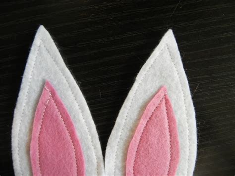 diy bunny ears in of you easy diy bunny ears