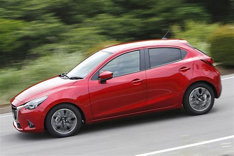mazda 2 new 2014 all new mazda2 hatchback leaked ahead of debut