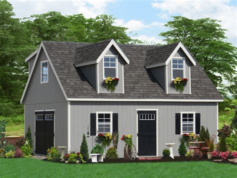 two story shed plans prefab two story shed designs barns and garage projects