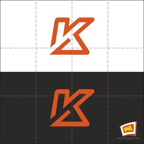 Grab this free Letter K Vector Logo Design. This ... K Logo Design