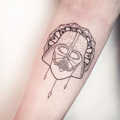 simple star wars tattoos 45 best wars designs in 2017