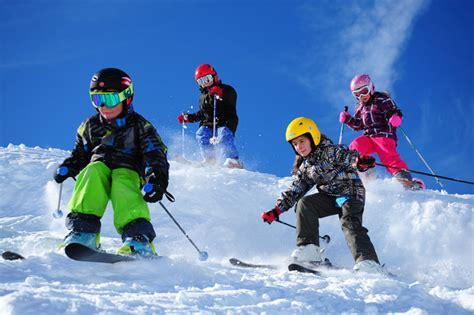 Glisse pour enfants Ski et glisse Office de tourisme de Châtel