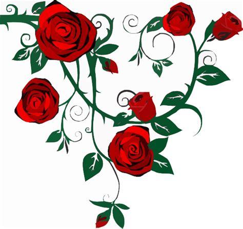 border rose tattoo border clip at clker vector clip