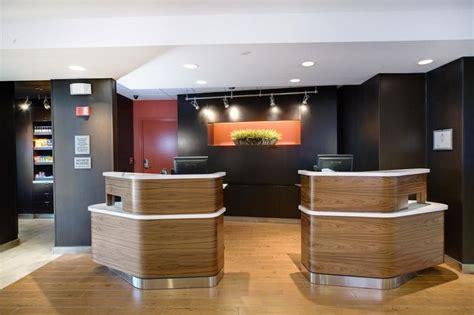 front desk pods reception desk