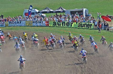 Motorradverleih Ungarn by Motorrad Sport Int Motocross Seitenstetten 2015