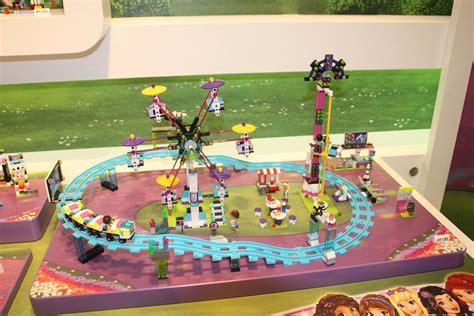 Lego Friends Park heartlake times 2016 fair lego friends summer sets