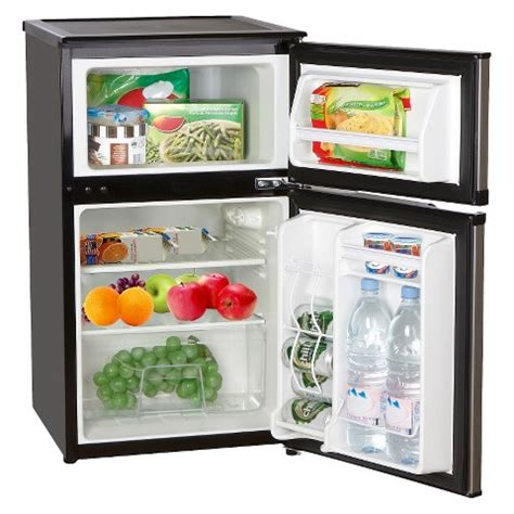 mini freezer for room mini fridge for nursery emerson 3 1 cu ft 2 door mini