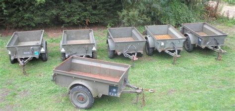 Jeep Trailer For Sale Army Jeep Trailer Trailers Milweb Classifieds