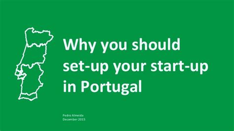 Why You Should Get Your Mba by Why You Should Launch Your Start Up In Portugal