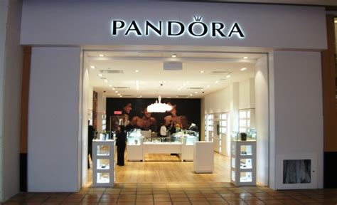 pandora jewelry store the department store welcome two new pandora store