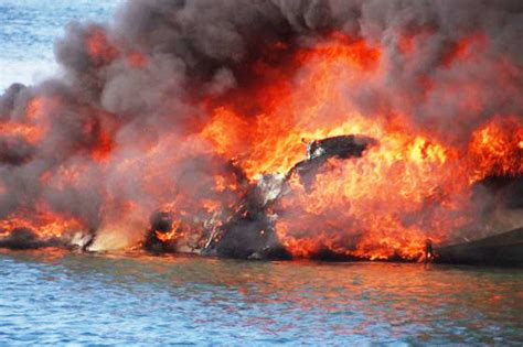 explosion on a boat isis in mosul isis chief killed in massive boat explosion