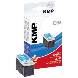 Diskon Blueprint Canon Tinta Refill Colour tinte kmp cl 41 3 colour canon pixma mp150 170 180 at reichelt elektronik