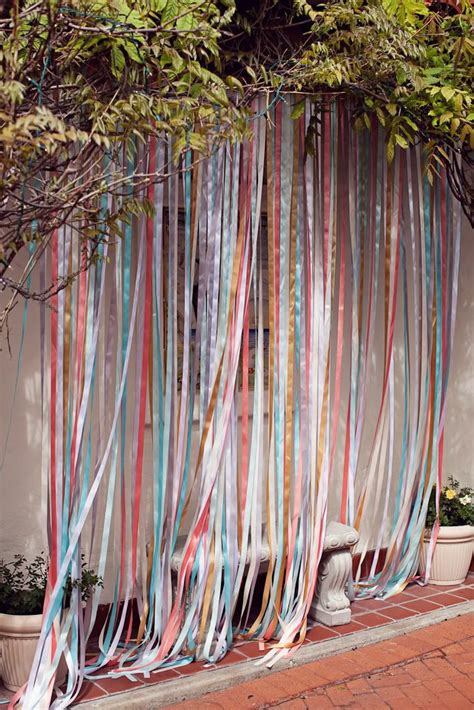 curtains with ribbons 17 best ideas about ribbon curtain on pinterest scrap