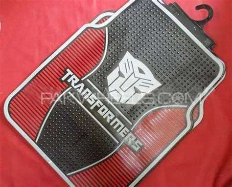 Decepticon Floor Mats by Universal Transformers Mats For Sale In Lahore Car