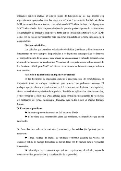 imagenes medicas matlab informe matlab
