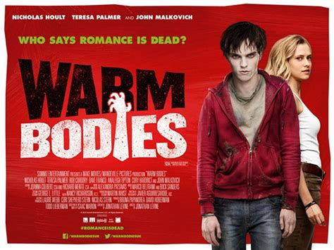 film love zombie warm bodies after vires and werewolves summit now