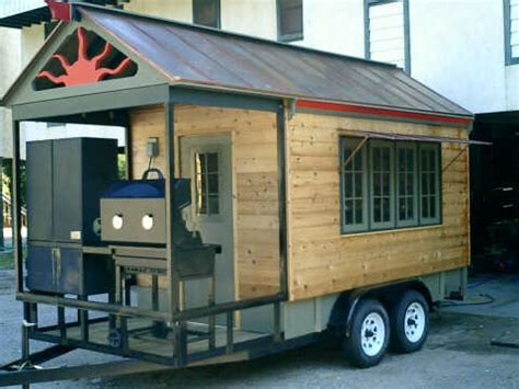 Bbq Concession Trailer With Porch by New Concession Trailer 18x8