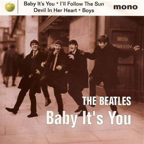 baby it s baby it s you the beatles bible