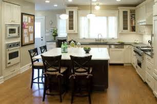 Square Island Kitchen Phenomenal Kitchen Islands Ideas With Seating Decorating