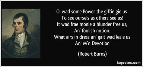 film gie quote robert burns quotes quotesgram