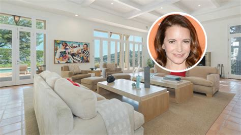 Is This Kristin Davis Thing For Real by Kristin Davis Buys Brentwood Villa Variety
