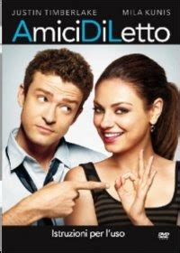 friends with benefits 20101 pal dvd amici di letto 2011